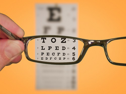 How to Strengthen Your Eyes